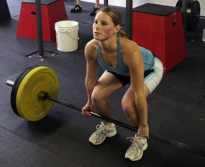 JodiDL th Use A Barbell Complex Workout To Build Muscle And Lose Fat